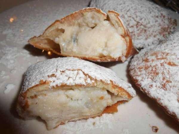 Cassatelle dolci Siciliane