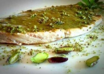 Pesce spada al pistacchio di Bronte: ricetta siciliana