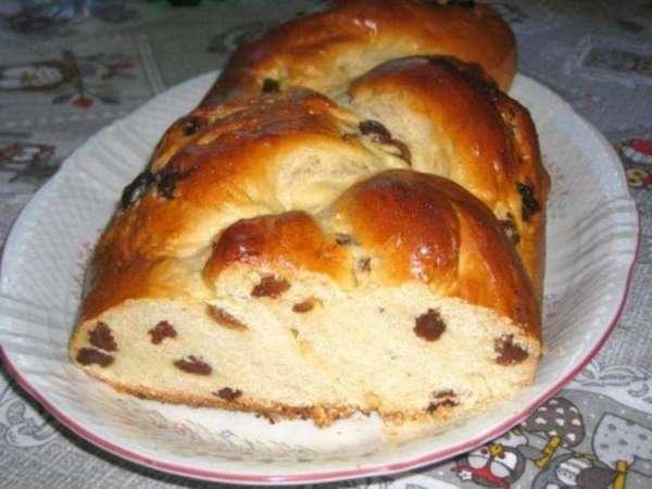 Treccia  pan brioches