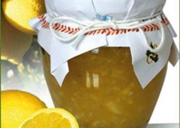 Come fare la marmellata con i limoni di Amalfi..