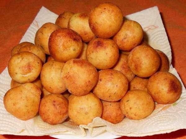 Deliziose patatine a bocconcini