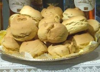 Per San Martino Ogni Mosto Diventa Vino.. i biscotti duri..
