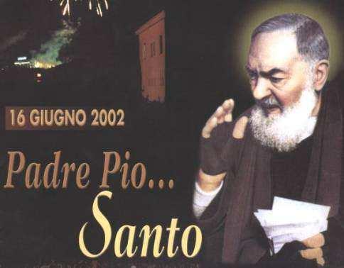 San Padre Pio Da Pietrelcina La Storia Di Un Miracolo