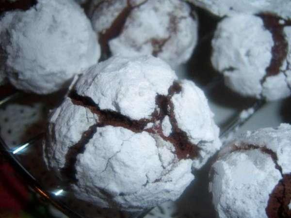 chiocolate biscotti