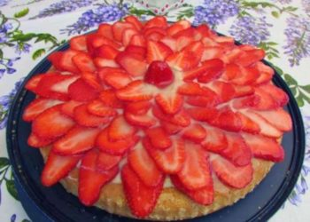 torta-morbida-alle-fragole