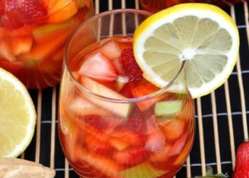Sangria Cocktail: video ricetta, da preparare in pochi minuti!
