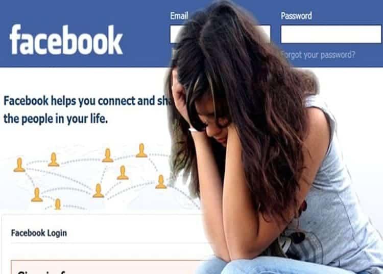 facebook-depressione