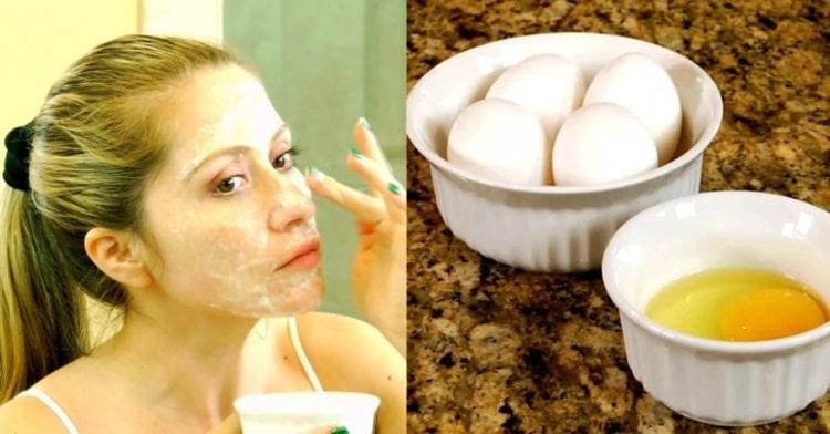 Riempi le rughe d'espressione con la maschera all'uovo: come fare?