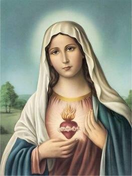смайлики картинки святая мария королева распускается период