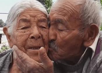 Una Coppia e i loro 81 Anni di Matrimonio e di Amore: 11 figli e 110 bisnipoti