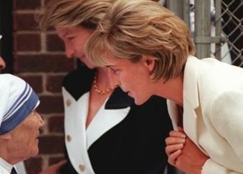 Madre Teresa stava avvicinando Lady Diana a Dio: era nelle sue grazie