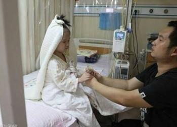 Una bimba di soli 4 anni malata di leucemia vuole sposarsi