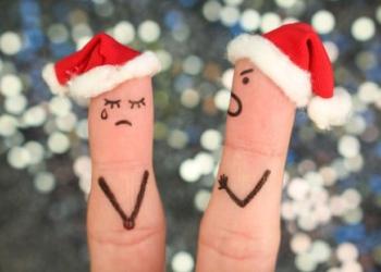 A Natale una coppia su 4 si lascia, ecco perché