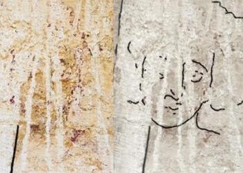 Scoperto il vero volto di Gesù, aveva il naso lungo e i capelli ricci