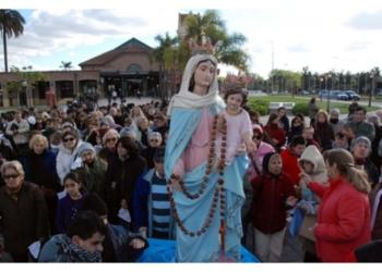 Riconosciute In Argentina Le Apparizioni Della Vergine Di San Nicolas