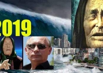 Baba Vanga, profezie funeste sul 2019: solo sciagure per l'Europa, Trump e Putin