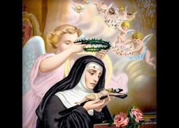 Santa Rita: una Vita di Sofferenza e il Prodigio della Rosa dopo la Morte