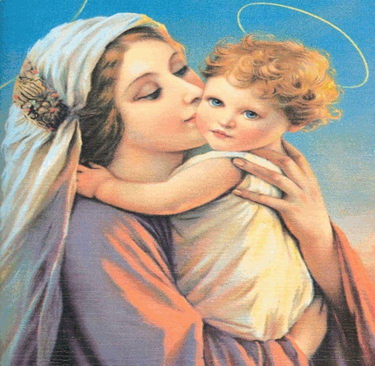 La Madonna è presente