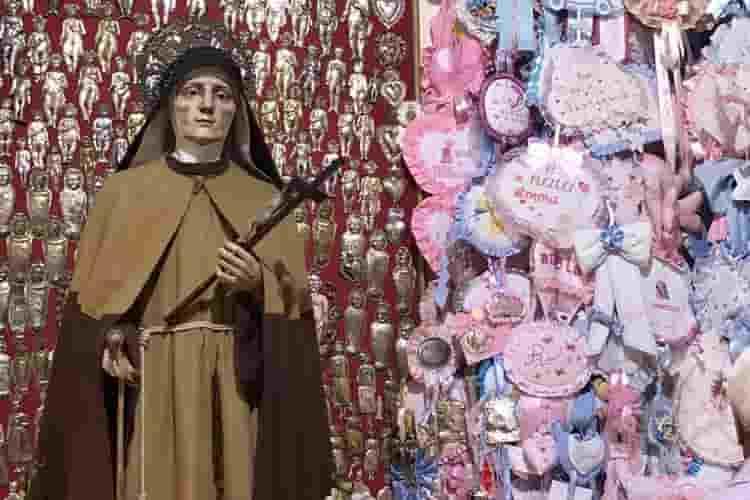 Preghiera a Santa Maria Francesca