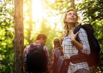 Camminare nel bosco: i benefici per la nostra salute