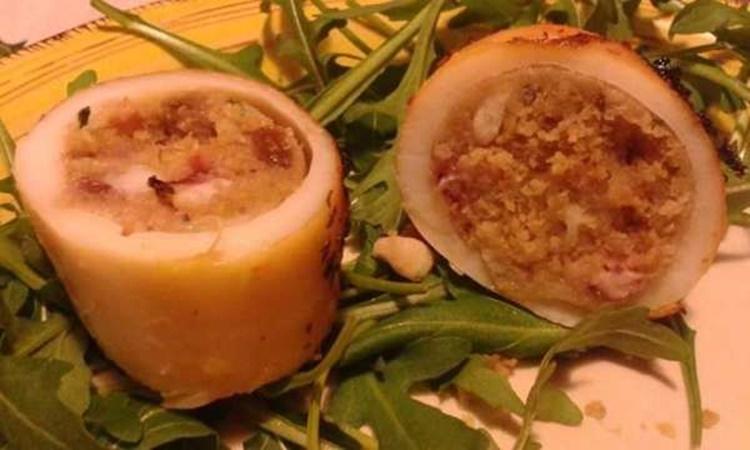 Calamari ripieni alla siciliana: la ricetta da seguire