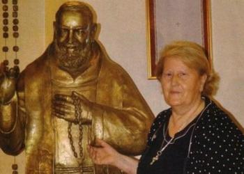 Testimonianze: Lucia Guerini, da 35 anni è la postina di Padre Pio da Pietrelcina