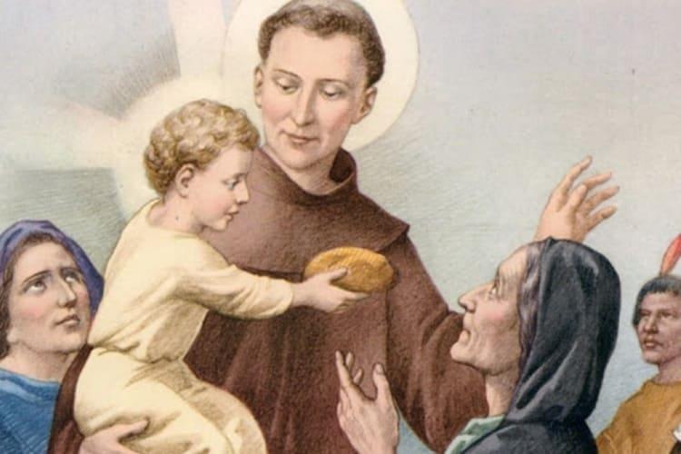Invocazione a Sant Antonio, una preghiera infallibile per chiedere la pace