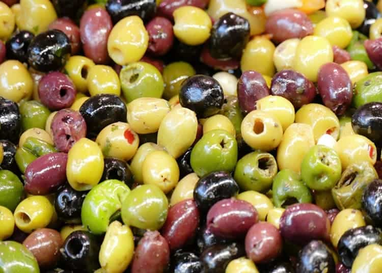 olive-mangiale