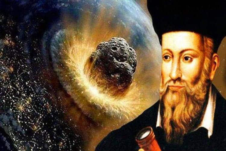 Nostradamus la nuova profezia fino al 2021