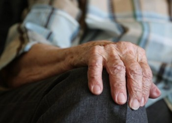 anziano di 91 anni