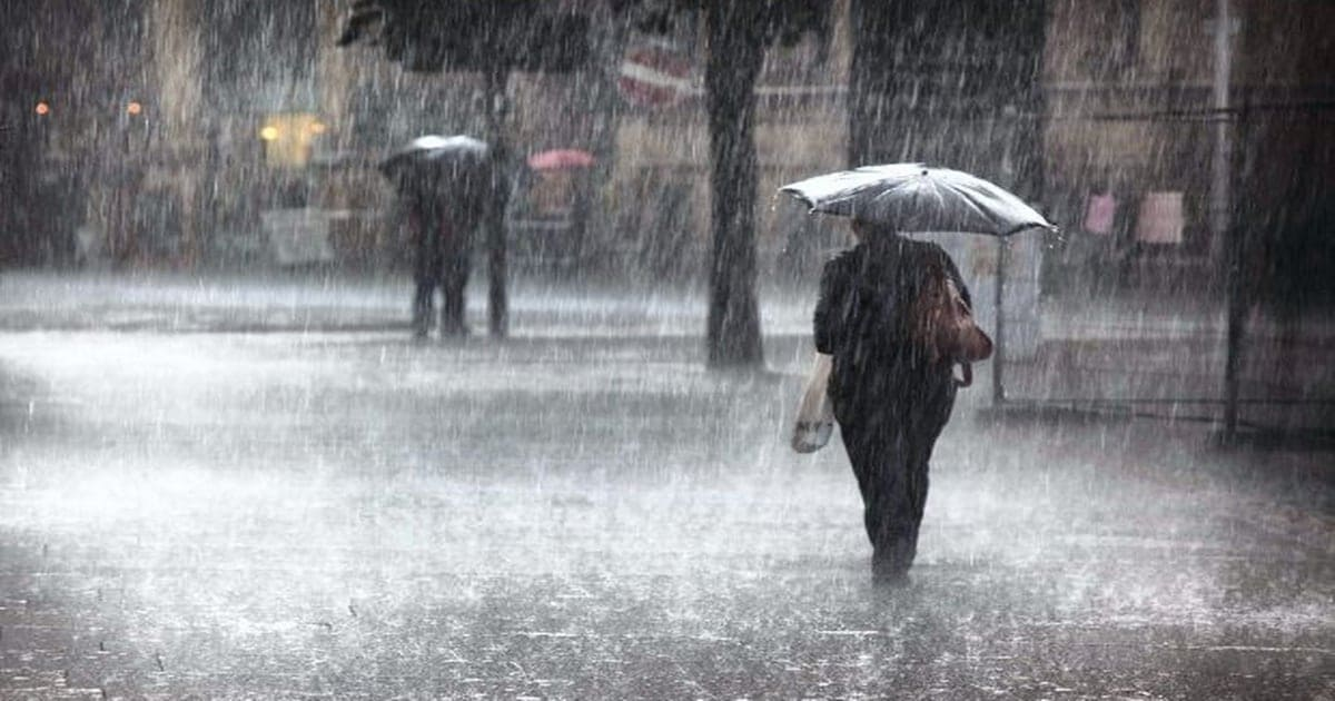 meteo cambia tutto nel weekend