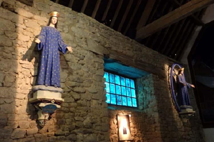 Apparizione della Madonna a Pontmain