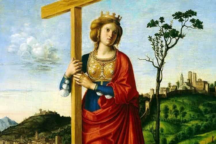 Potentissima preghiera a Sant'Elena