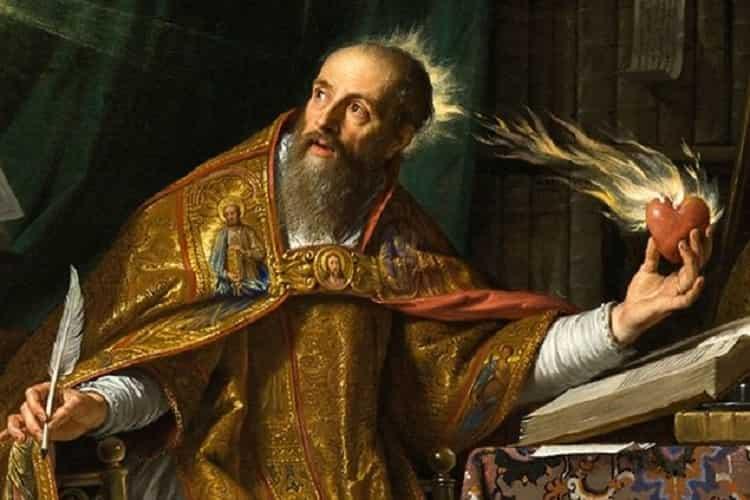 Potentissima supplica a Sant'Agostino