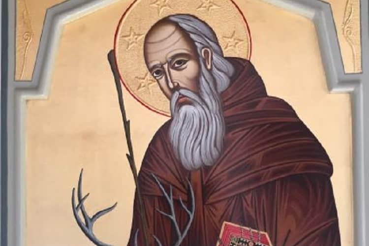 Preghiera a Sant'Egidio Abate