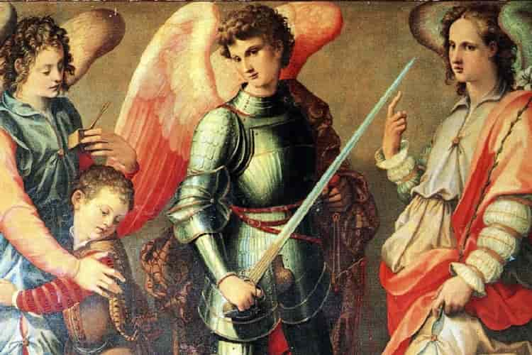 Potente invocazione ai Santi