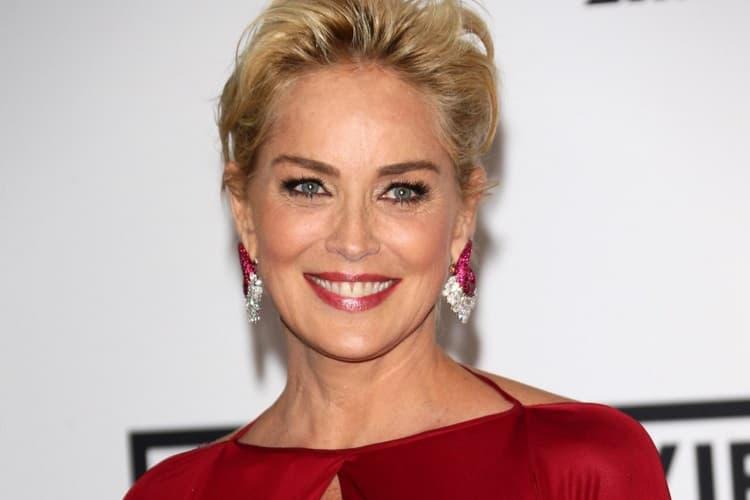 Sharon Stone donati gli organi